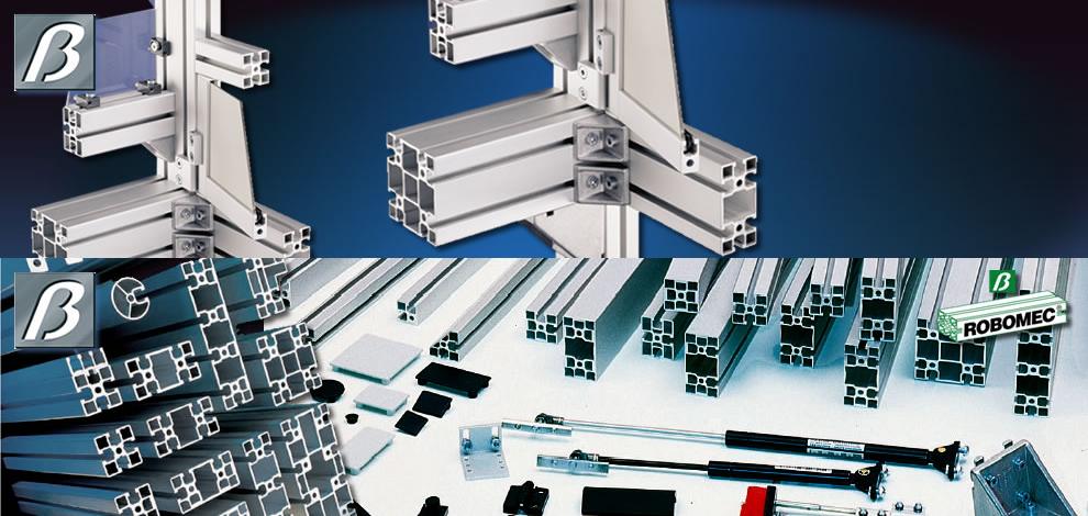 Perfileria de aluminio y accesorios mar componentes - Perfileria de aluminio ...